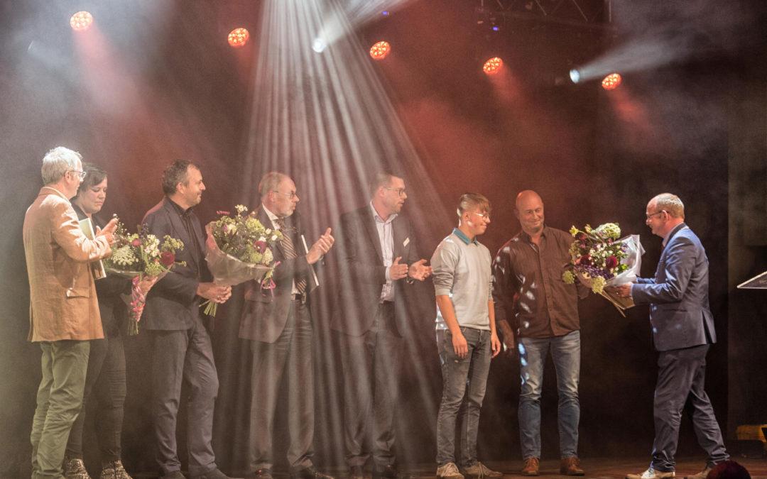 Harkboot wint ondernemersprijs Gemeente Noordenveld