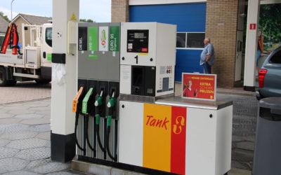HVO 100 diesel in Roden dankzij Harkboot.nl!