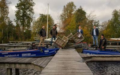 Conver en Harkboot gaan de exclusieve samenwerking aan